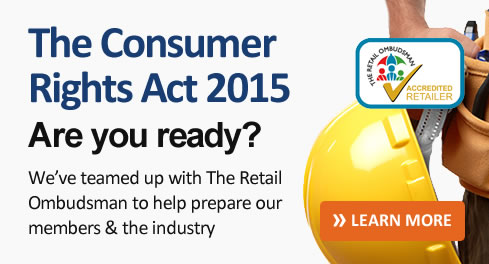 Tradesmen find out more about The Consumer Rights Act 2015