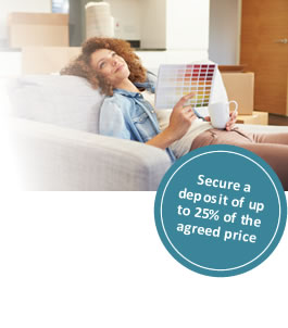 Secure a deposit with our deposit protection schemes