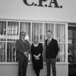 CPA staff meet nadine dorries