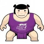 Sumo Akiko The CPA Mascot