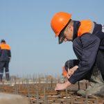 Builder on site